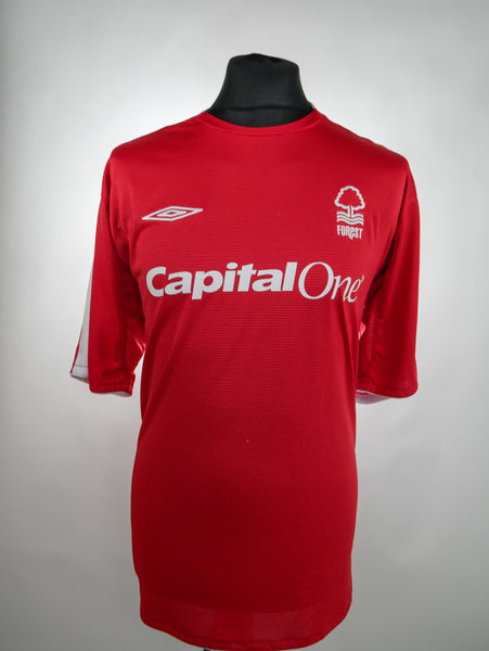 Nottingham Forest 2004/06 Home Jersey