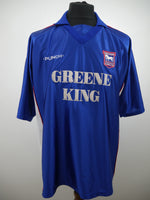 Ipswich Town 1999/00 Home Jersey