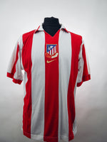 Atletico Madrid 2003/04 Home Jersey