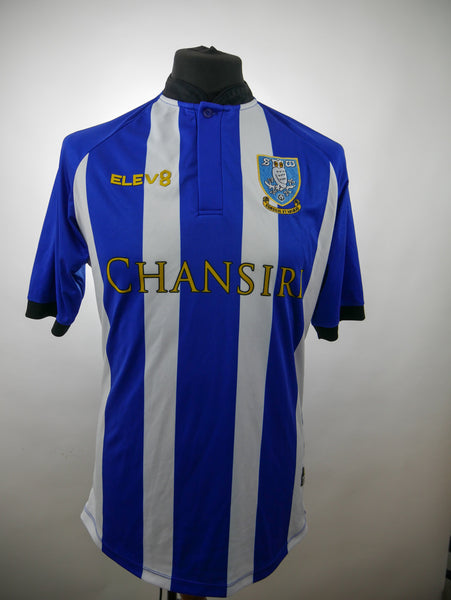 Sheffield Wednesday 2018/19 Home Jersey