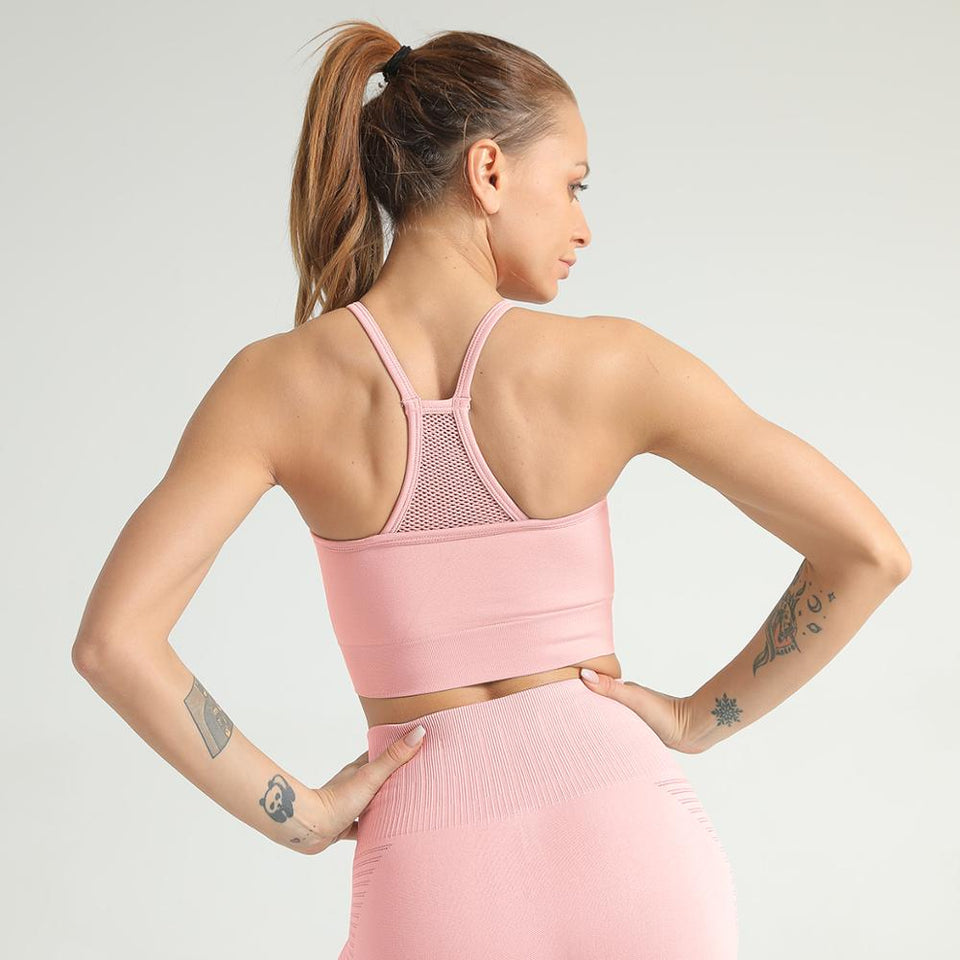 Women Sports Breathable Tank Top