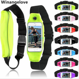 iPhone5 5s 6 7 7 Plus Sports Armband Waist Band Belt