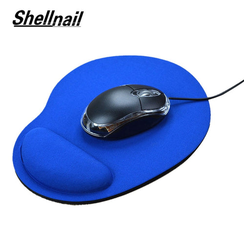 Mouse Pad with Wrist Rest/Support