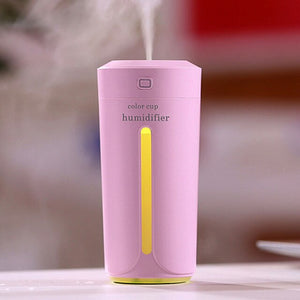 Air humidifier (Perfect for Home & Work)