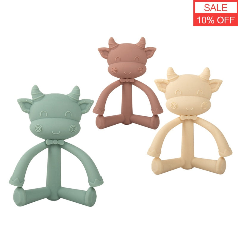 Three-dimensional Baby Teether