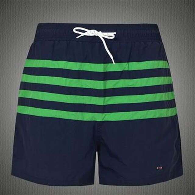 Men's Striped Sorts/ Beach Trunks