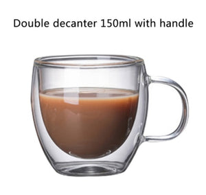 Double-layer Coffee Mug