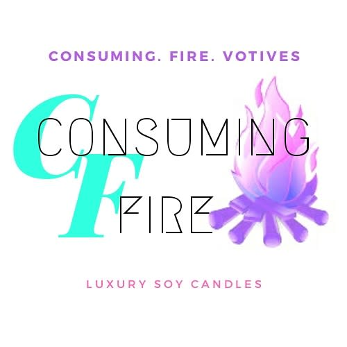Consuming Fire Votives
