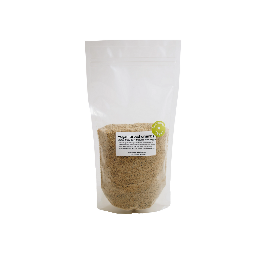 Bread Crumbs - Cocoabeans Gluten-Free