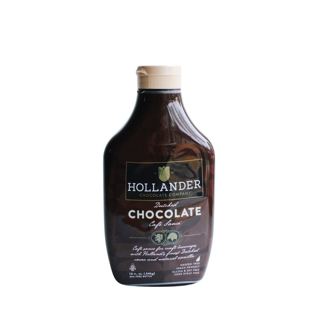 Hollander Chocolate Sauce - Cocoabeans Gluten-Free