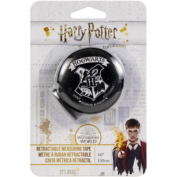 HARRY POTTER MEASURING TAPE by CAMELOT NOTIONS - SEWING NOTIONS