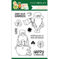 LUCKY CHARM - GNOME DIE SET - FOR ST. PATTY'S DAY - by PHOTOPLAY