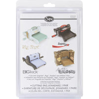 "SIZZIX CUTTING PADs  #655093- REPLACEMENT ""B"" PLATES"