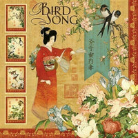 BIRDSONG DELUXE COLLECTORS EDITION by GRAPHIC 45 - RETIRED & RARE !!