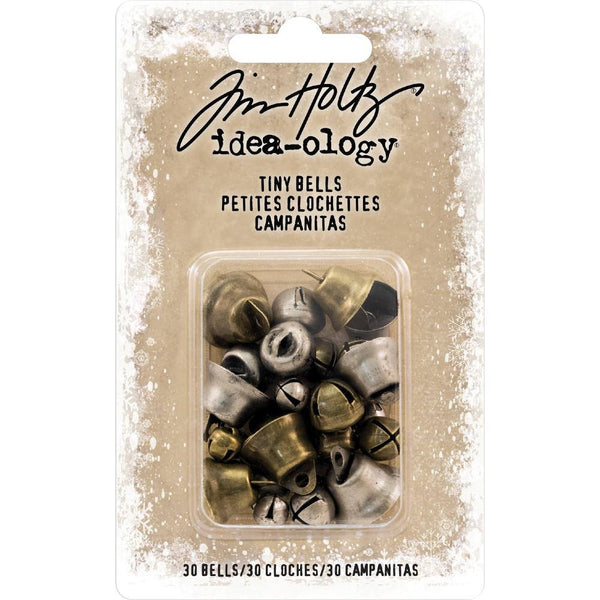 TINY BELLS  by TIM HOLtZ - #TH93744   New !!  - CHRiSTMAS & WiNTER SCENEs