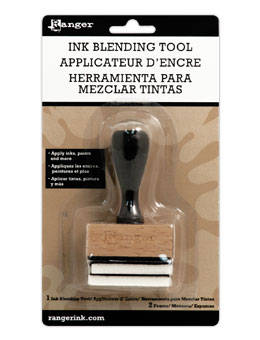 TIM HOLTZ FOAM INKs APPLiCATOR by RANGeR INKs -  Ink Blender - Alcohol Ink Blender Tool with foam pads