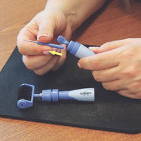 SaLE !! SPELLBINDERS - TOOL in ONE - For Papercrafts & Sewing - New !!  Cleans Your Metal Dies !!