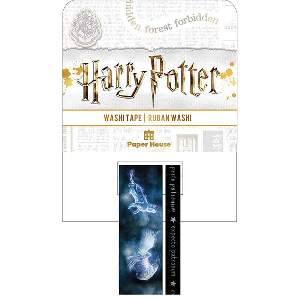 HARRY POTTER PATRONUS  -  WaSHI TAPEs  -  by Paper House-  Collector's Edition Set  - Limited Edition !! New !!