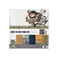 WHERE the WILD THINGs ARE WASHi TAPEs - by Paperhouse Productions - 2 rolls to match papers