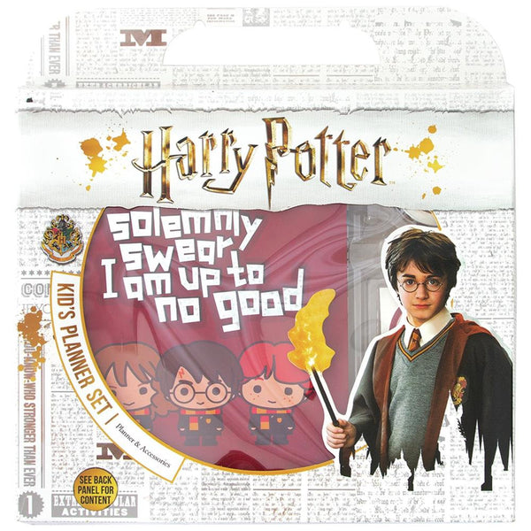 HARRY POTTER CHiBi  PLANNER Set-  by Paper House-   - Limited Edition !! New !! *