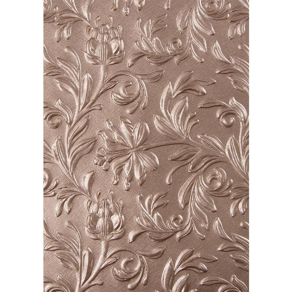 BOTANICALS  3D EMBoSSING FoLDER  by TIM HOLTZ - Sizzix 662716 - New !!