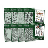 "FIGGY PUDDING LaNE - from SHEENA Douglass  "" A Little Bit FeSTIVe""   - CHRISTMAs CoLLECTION - Scrooge -"