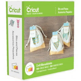 BITS & PIECES CRICUT Cartridge  - Brand New and sealed  - Physical Cartridge !!
