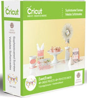 Anna Griffin SOPHISTICATED SOIREEs- CRICUT  - New and Sealed -  Retired PHYSiCAL CARTRIDGE