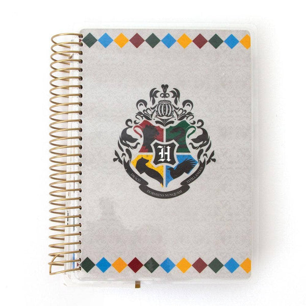 HARRY POTTER MINI- 12 Month UNDATED PLANNeR JOURNaL - with Stickers !