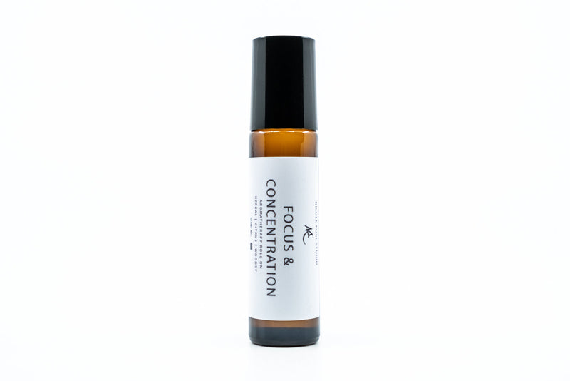 Focus + Concentration Essential Oil Roll On