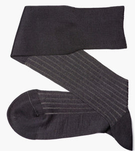 Shadow Stripe Socks