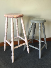 Load image into Gallery viewer, Mandala Tall Stool