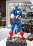 King Arts X HFS Comics Series -1/4 Captain America Civil War Statue with charging base