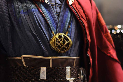 Killerbody Doctor Strange - Eye of Agamotto 1:1 Movie replica prop / Free shipping worldwide