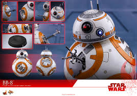 Hot Toys – MMS440 – Star Wars: The Last Jedi – 1/6th Scale BB-8 (FREE SHIPPING)