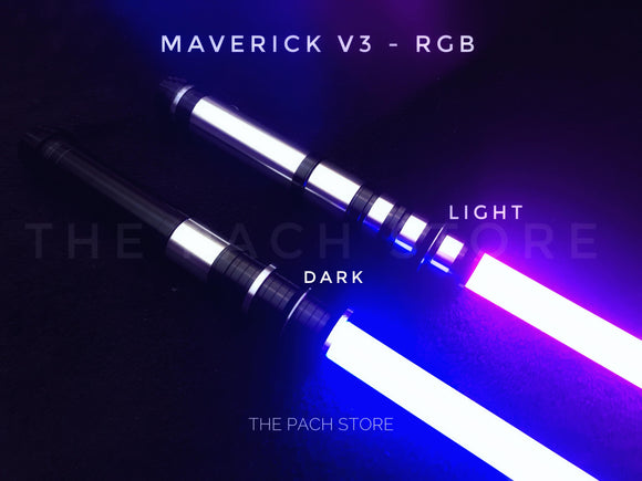 Duel worthy color changing custom lightsabers