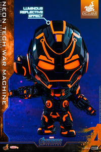 In Stock -Hot Toys - COSB697 <<Avengers: Endgame>> Neon Tech War Machine Cosbaby (S)