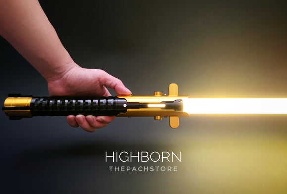 WF HighBorn Custom Saber 2021!