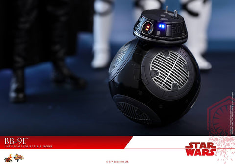 Hot Toys – MMS441 – Star Wars: The Last Jedi – 1/6th Scale BB-9E (FREE SHIPPING)