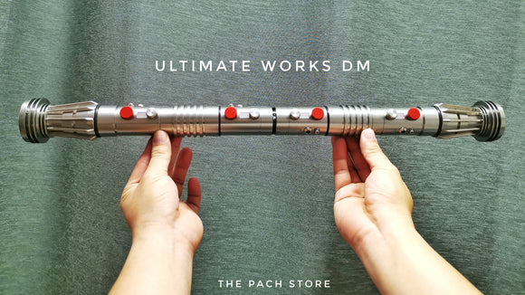 Ultimate Works DM Custom saber