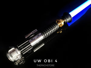 Ultimate Works OBI4 Custom saber