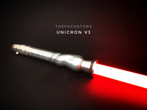 The Unicron Custom Saber (2020 V3)