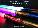 Ultimate Works x WF The Dueler V2 - The Combat ready everyday beater saber