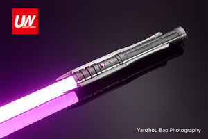 Ultimate Works RVJ Gunmetal Variant Custom saber