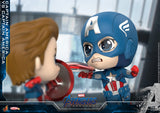 In Stock - Hot Toys ENDGAME CAPTAIN VS CAPTAIN SET Cosbaby (ENDGAME)