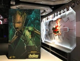 Hot Toys MMS475 - AVENGERS: INFINITY WAR GROOT 1/6TH SCALE COLLECTIBLE FIGURE (FREE SHIPPING)