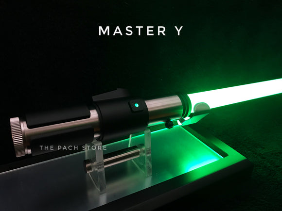 Ultimate Works Master Y custom saber