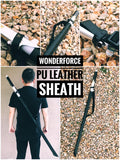 Wonderforce Leather Saber Sheath