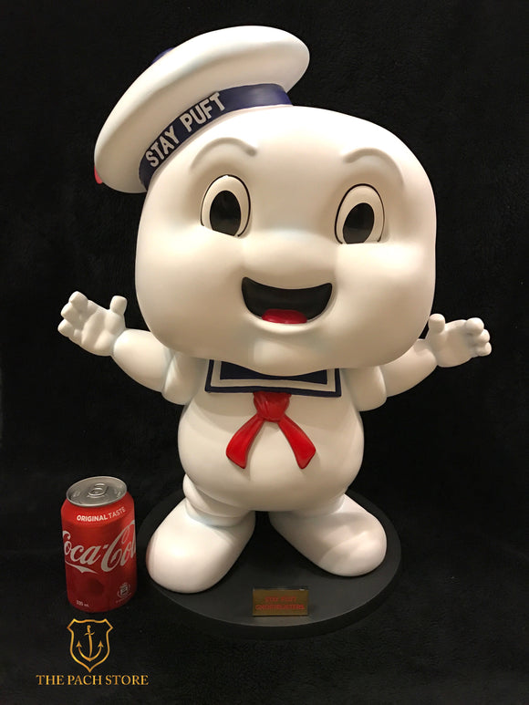 SS Official Ghostbusters 1/4 statue Stay puft Marshmallow Man