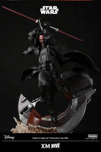 XM STUDIOS DARTH MAUL 1/4 SCALE STATUE - IN STOCK